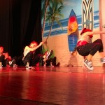 Hip Hop at Dress Rehearsal